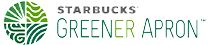 Starbucks Greener Apron